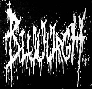 Bluuurgh... - Logo