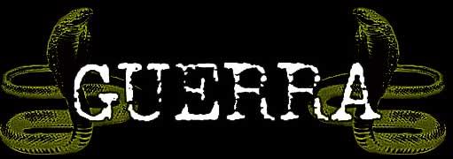 Guerra - Logo