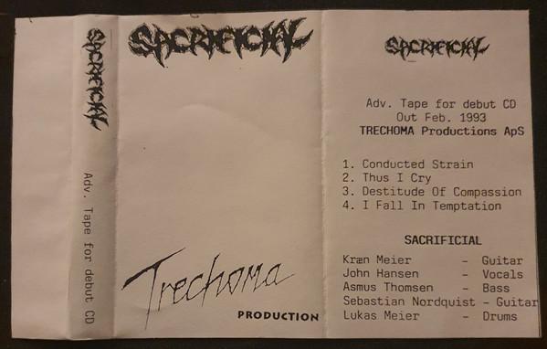 Sacrificial - Forever Entangled (pre-production demo)