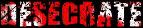 Desecrate - Logo