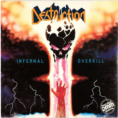 Destruction - Infernal Overkill