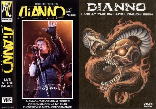 Di'Anno - Live at the Palace
