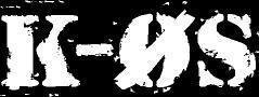 K-ØS - Logo