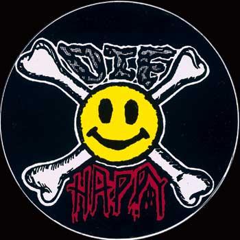 Die Happy - Logo
