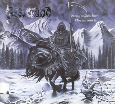 Dissection - Storm of the Light's Bane / Where Dead Angels Lie