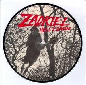 Zadkiel - Hell's Bomber