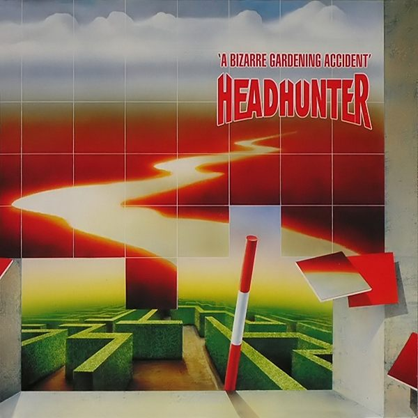 Headhunter - A Bizarre Gardening Accident