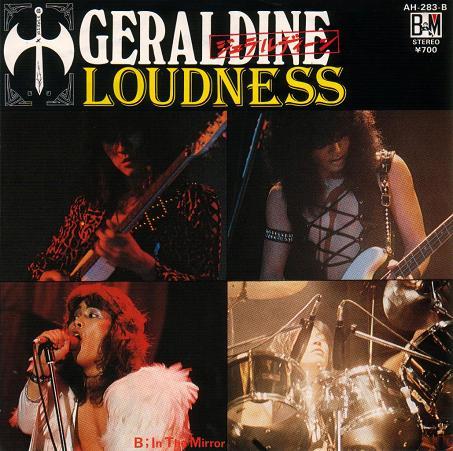 Loudness - Geraldine