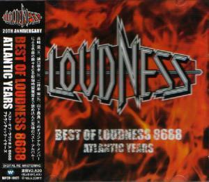 Loudness - Best of Loudness 8688 - Atlantic Years