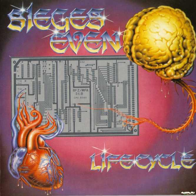 Sieges Even — Lifecycle (1988)