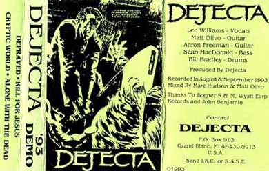 Dejecta - '93 Demo