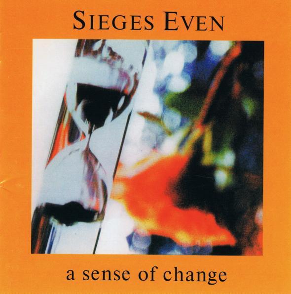 Sieges Even - A Sense of Change