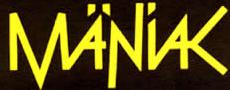 Mäniac - Logo