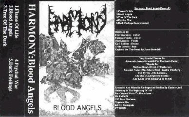 Harmony - Blood Angels