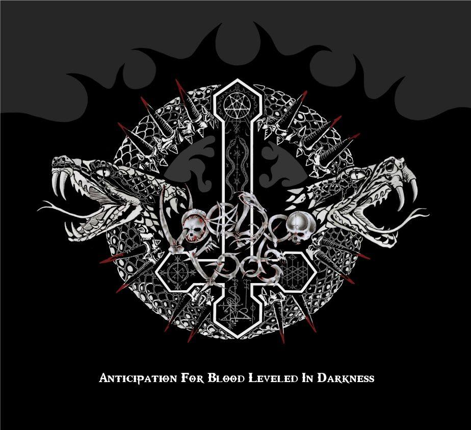 Voodoo Gods - Anticipation for Blood Leveled in Darkness