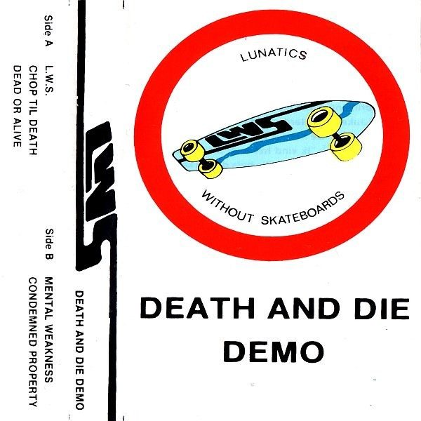 Lunatics Without Skateboards Inc. - Death and Die
