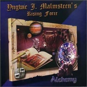 Yngwie J. Malmsteen - Alchemy