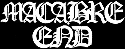 Macabre End - Logo