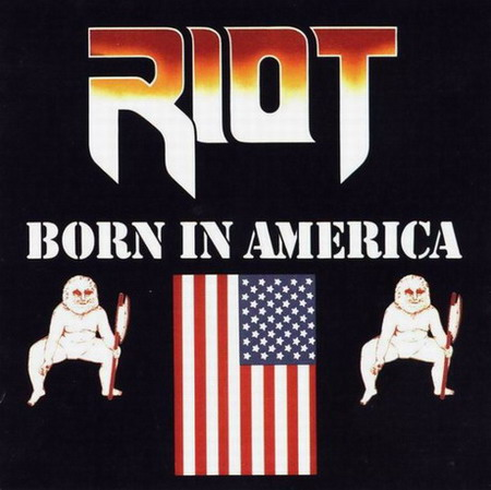 Riot V - Born in America