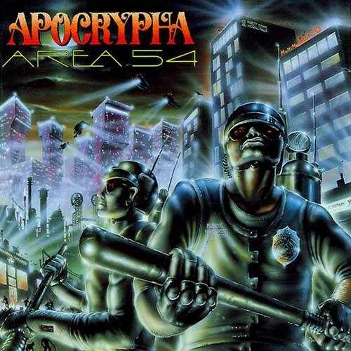 Apocrypha - Area 54
