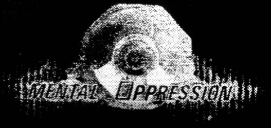 Mental Oppression - Logo