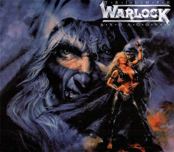 Warlock - Triumph and Agony