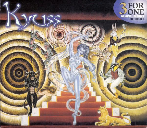 Kyuss - 3 for One