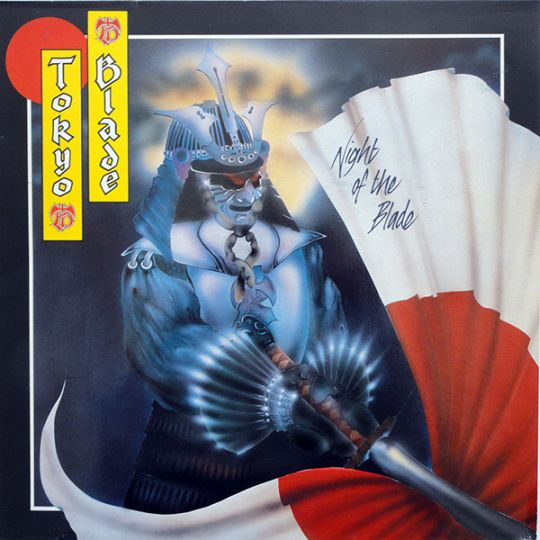 Tokyo Blade - Night of the Blade