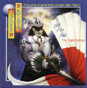 Tokyo Blade - Night of the Blade...The Night Before