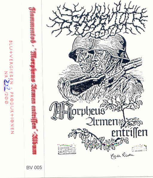 Flammentod - Morpheus Armen entrissen