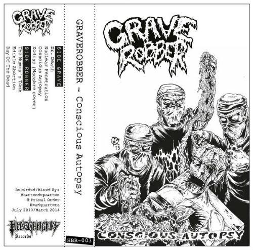 Graverobber - Conscious Autopsy