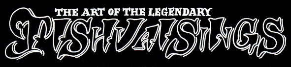 The Art of the Legendary Tishvaisings - Logo