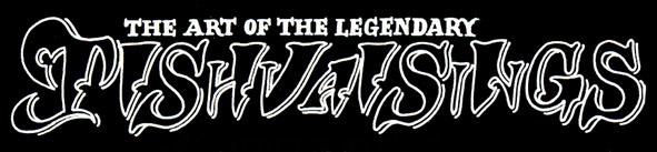 The Art of the Legendary Tishvaisings - Logo