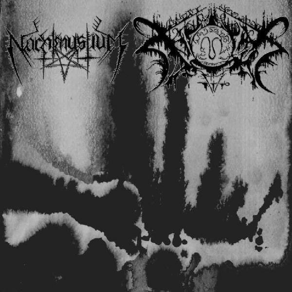 Nachtmystium / Xasthur - Nachtmystium / Xasthur