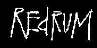 Redrum - Logo