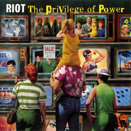 Riot V - The Privilege of Power