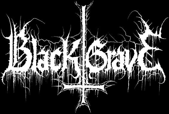 Black Grave - Logo