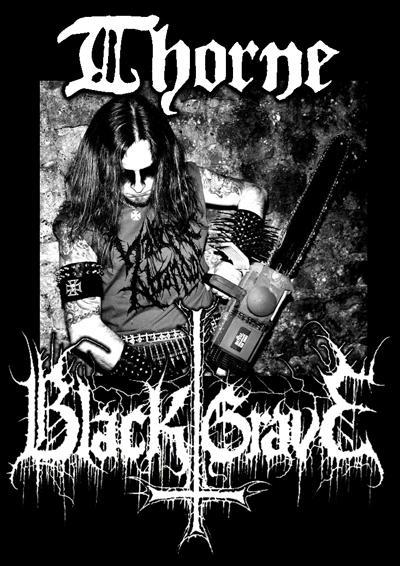 Black Grave - Photo