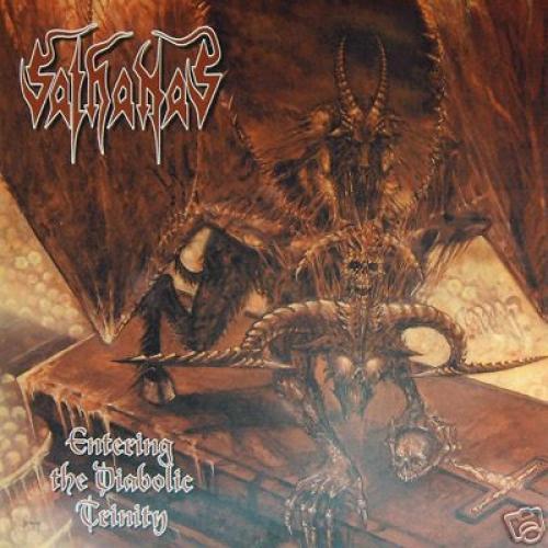 Sathanas - Entering the Diabolic Trinity