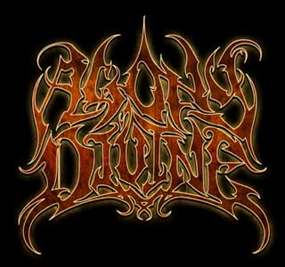 Agony Divine - Logo