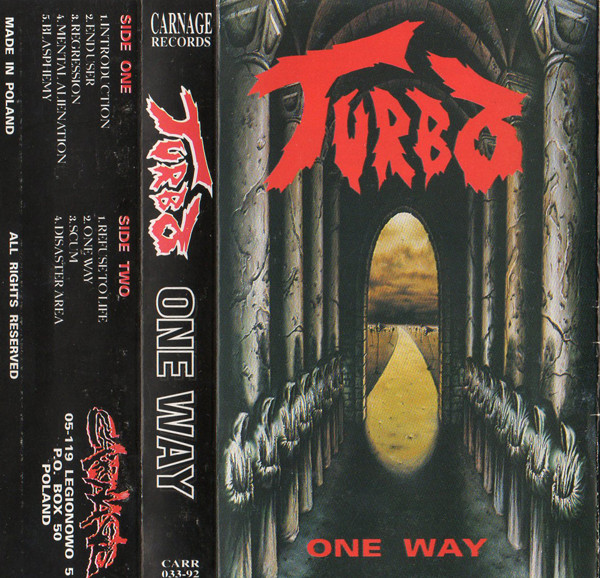 Turbo - One Way
