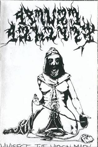 Buried Beneath - Vivisect the Virgin Mary