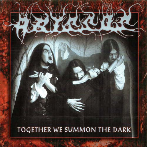 Together We Summon the Dark cover (Click to see larger picture)