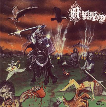 Ancient Wargod - When Darkness Rises....