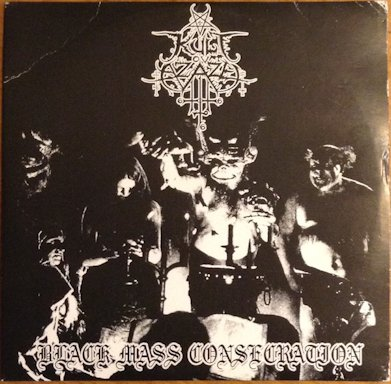 Kult ov Azazel - Black Mass Consecration