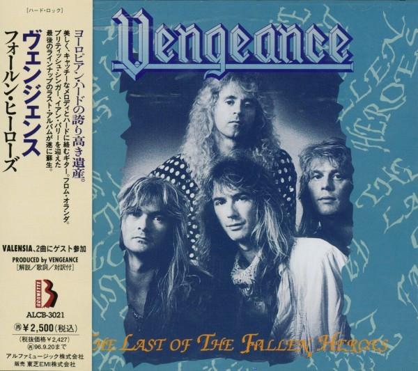 Vengeance - The Last of the Fallen Heroes