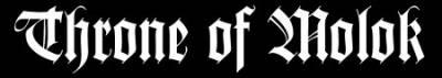 Throne of Molok - Logo