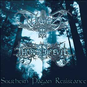 Tiwaz / Thorns of Evil - Southern Pagan Resistance