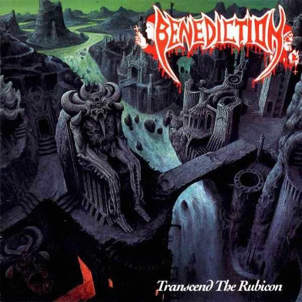 Benediction - Transcend the Rubicon