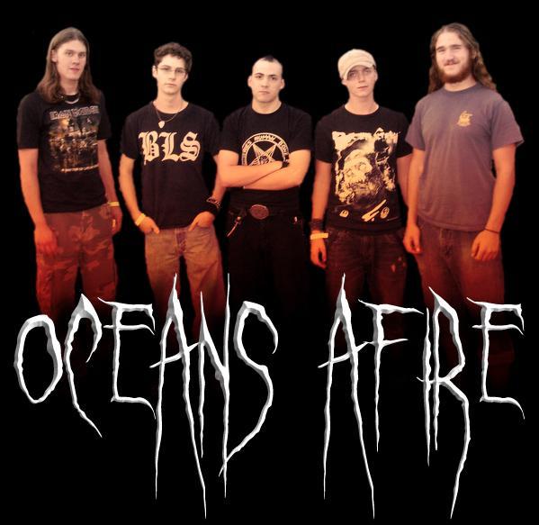 Oceans Afire - Photo